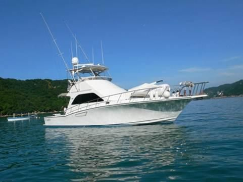 2000 Cabo 47 Convertible Power Boat For Sale Www