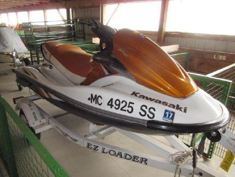 2005 Kawasaki STX-12F