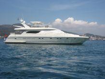 1997 Ferretti Yachts 70