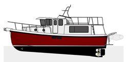 2019 American Tug 365