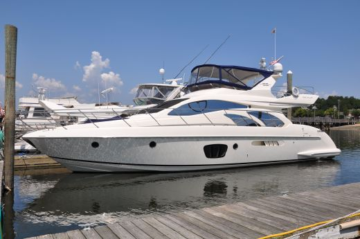 2006 Azimut Evolution 55 Flybridge MY
