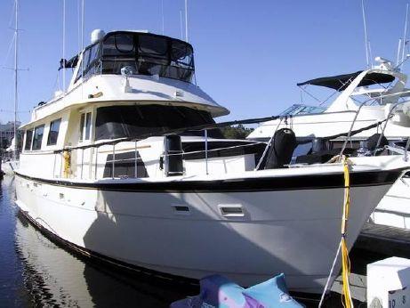1980 Hatteras Flybridge Motor Yacht