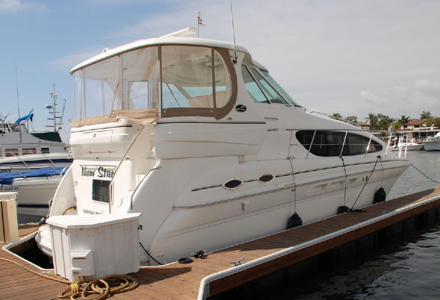 Sea Ray 390 Aft Cabin Motoryacht for sale