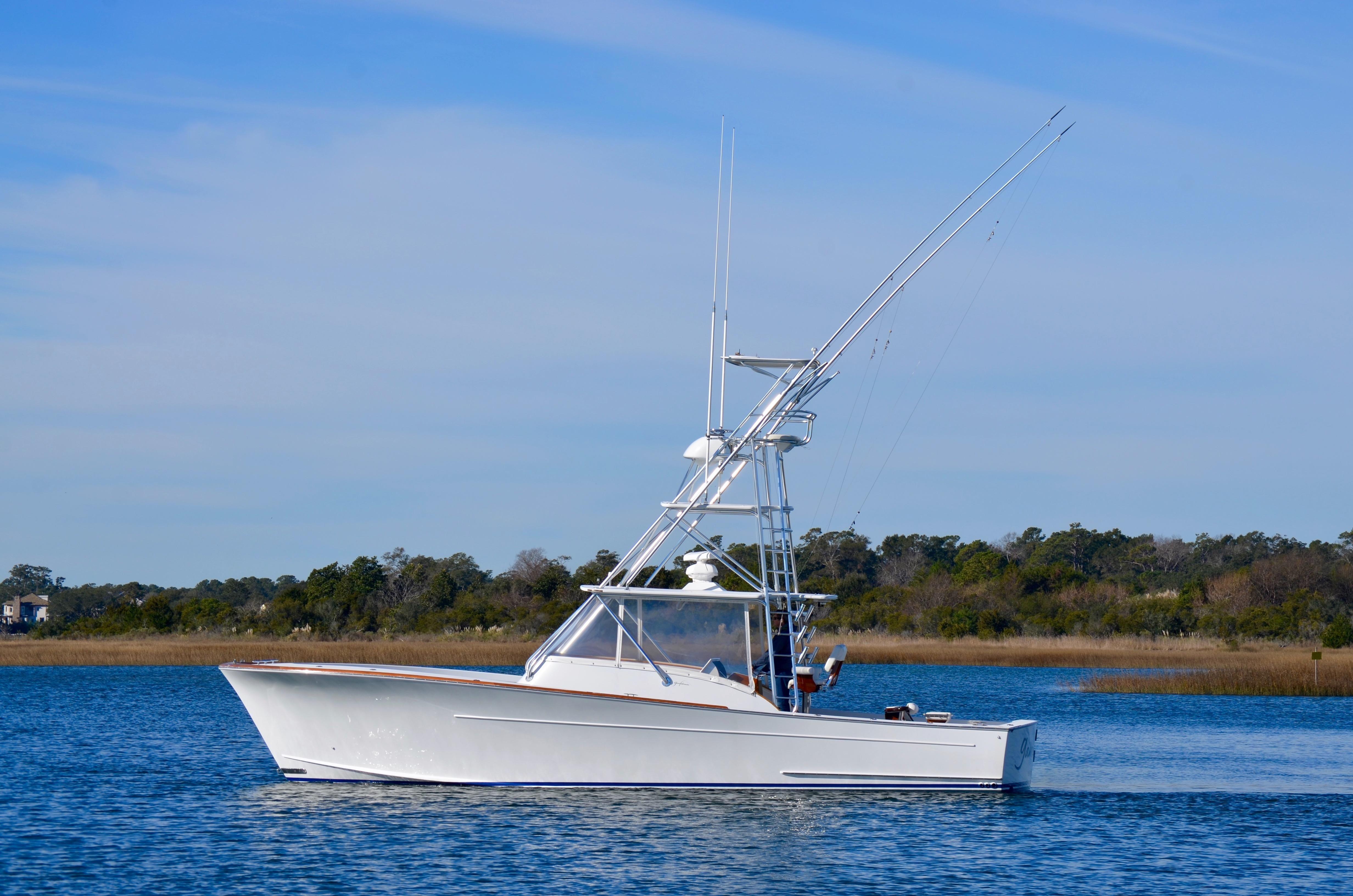 2002 Gamefisherman 37WA Power Boat For Sale - www ...