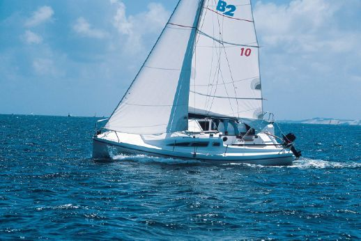 2004 B2 Marine BLUE DJINN