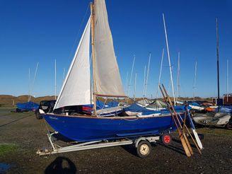 1995 Custom Shetland Skiff