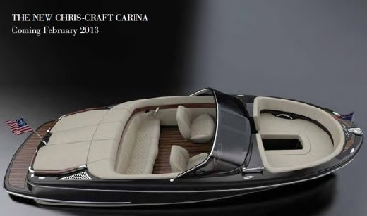 2016 Chris Craft Carina