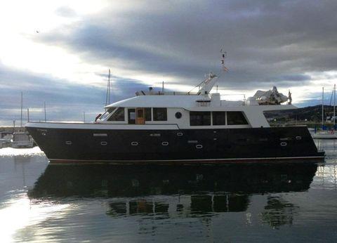 2002 Marcelo Penna 70 Trawler