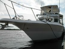 1989 Sea Ray 440 Aft Cabin