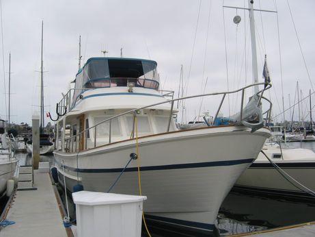 1985 Chb Europa Sedan Trawler