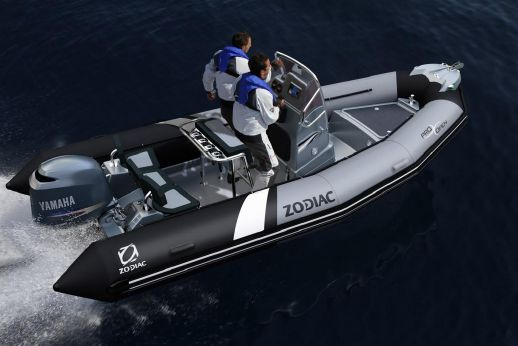 2015 Zodiac Pro Open 550 NEO 115hp - DEMO - In Stock