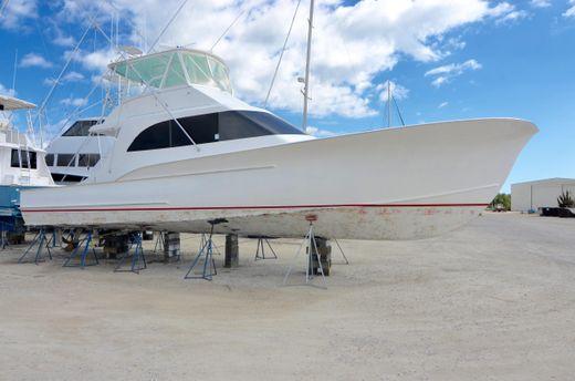 2000 Jarrett Bay Custom Carolina 54 Flybridge
