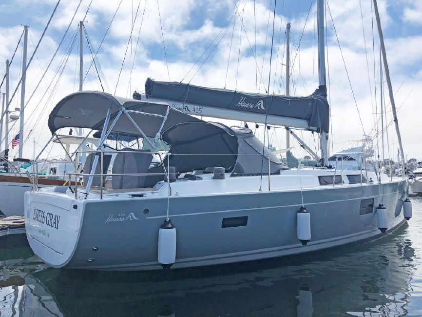 Hanse 455 Sailboat for sale in San Diego
