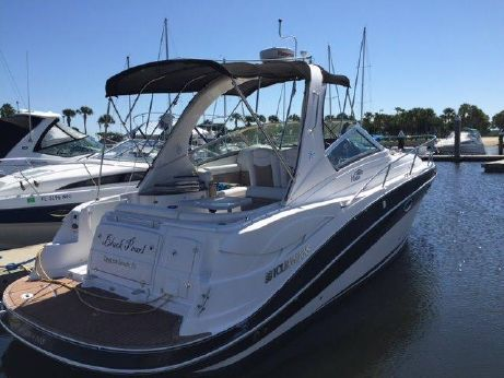 2007 Four Winns 318 Vista