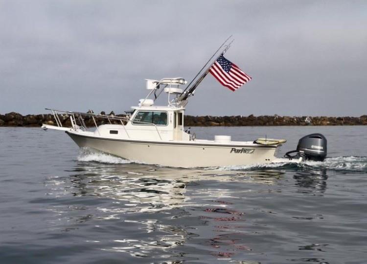 2019 Parker 23 Sport Cabin Power Boat For Sale - www