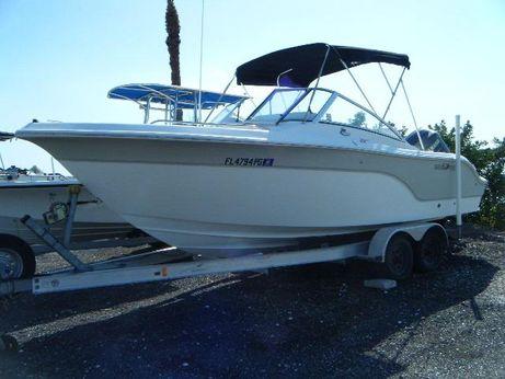 2011 Sea Fox 216DC Pro Series