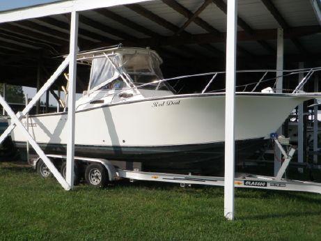 1997 Albemarle 265 Express Fisherman