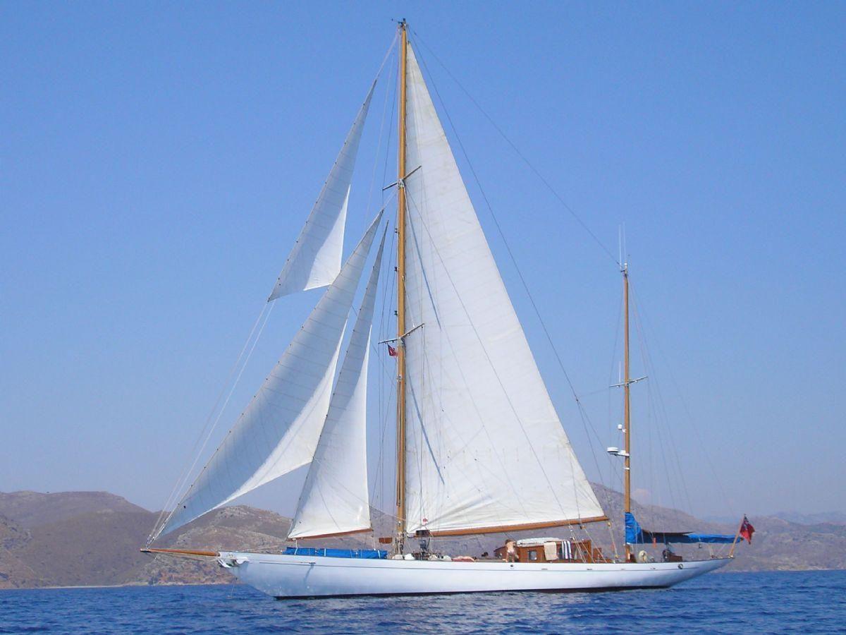 ... Camper & Nicholsons Ketch Voile Bateau à Vendre - www.yachtworld.fr
