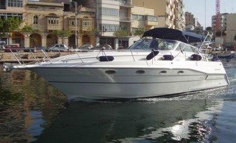 1992 Cruisers Esprit 3670