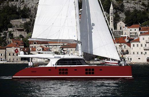 2016 Sunreef Yachts 60 Loft Sailing Cat