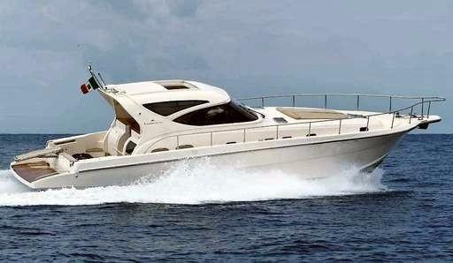 2003 Cayman 55 w.a.