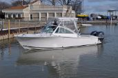 photo of 25' Albemarle 25 Express