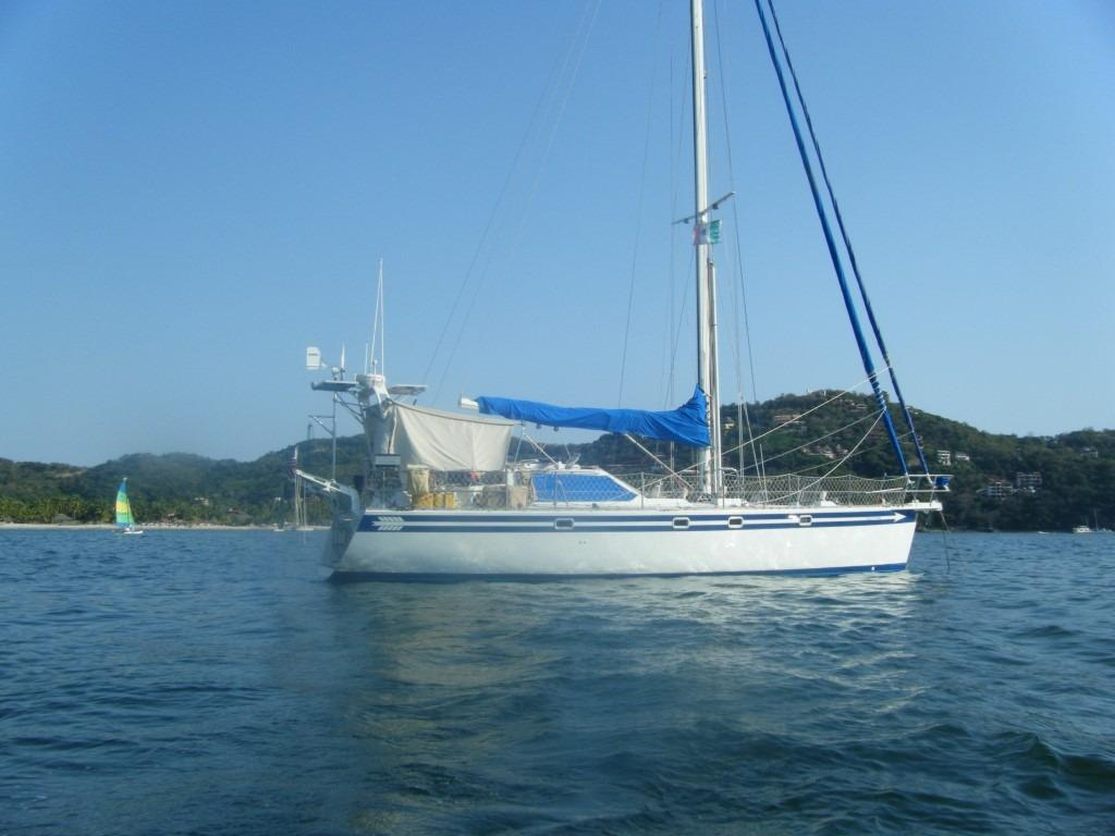 47' Brewer Pilothouse Cutter