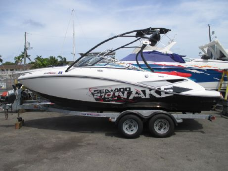2010 Sea Doo 210 Wake 430