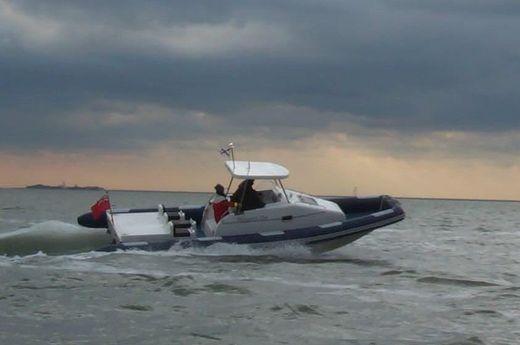2005 Sea Start 8.2m Cabin Rib