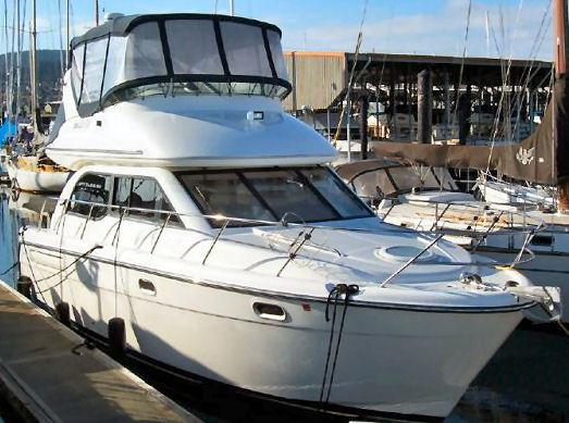 2001 Bayliner 3488 My Power Boat For Sale Www Yachtworld Com