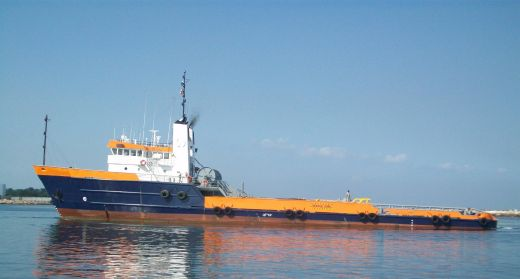 1985 Anchor Handling Towing Tug Supply Vessel