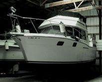 1990 Carver 3207 Aft Cabin