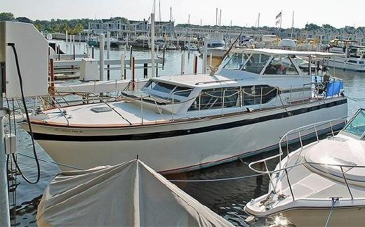 1966 Chris Craft 48 Roamer