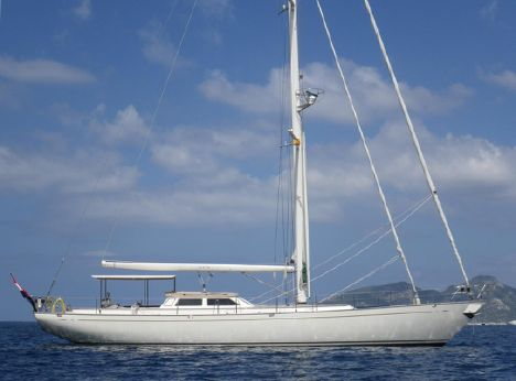 2003 Hoek Design Semi-classic sloop