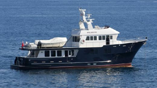 2007 Northern Marine 84 Expedition Yacht