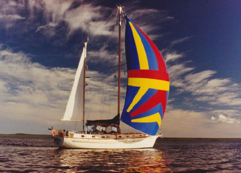 1981 46' Morgan 462 ketch