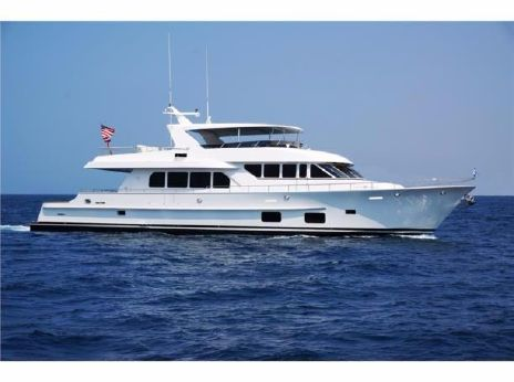 2015 Paragon motor yacht