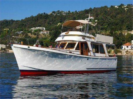 1980 Blue Ocean Taiwan Trawler 45