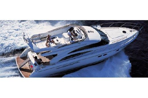 2006 Princess 57 FLYBRIDGE