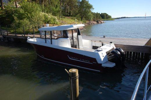 2016 Jeanneau Merry Fisher 855 Marlin Offshore