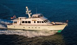 1997 Lyman Morse Motor Yacht