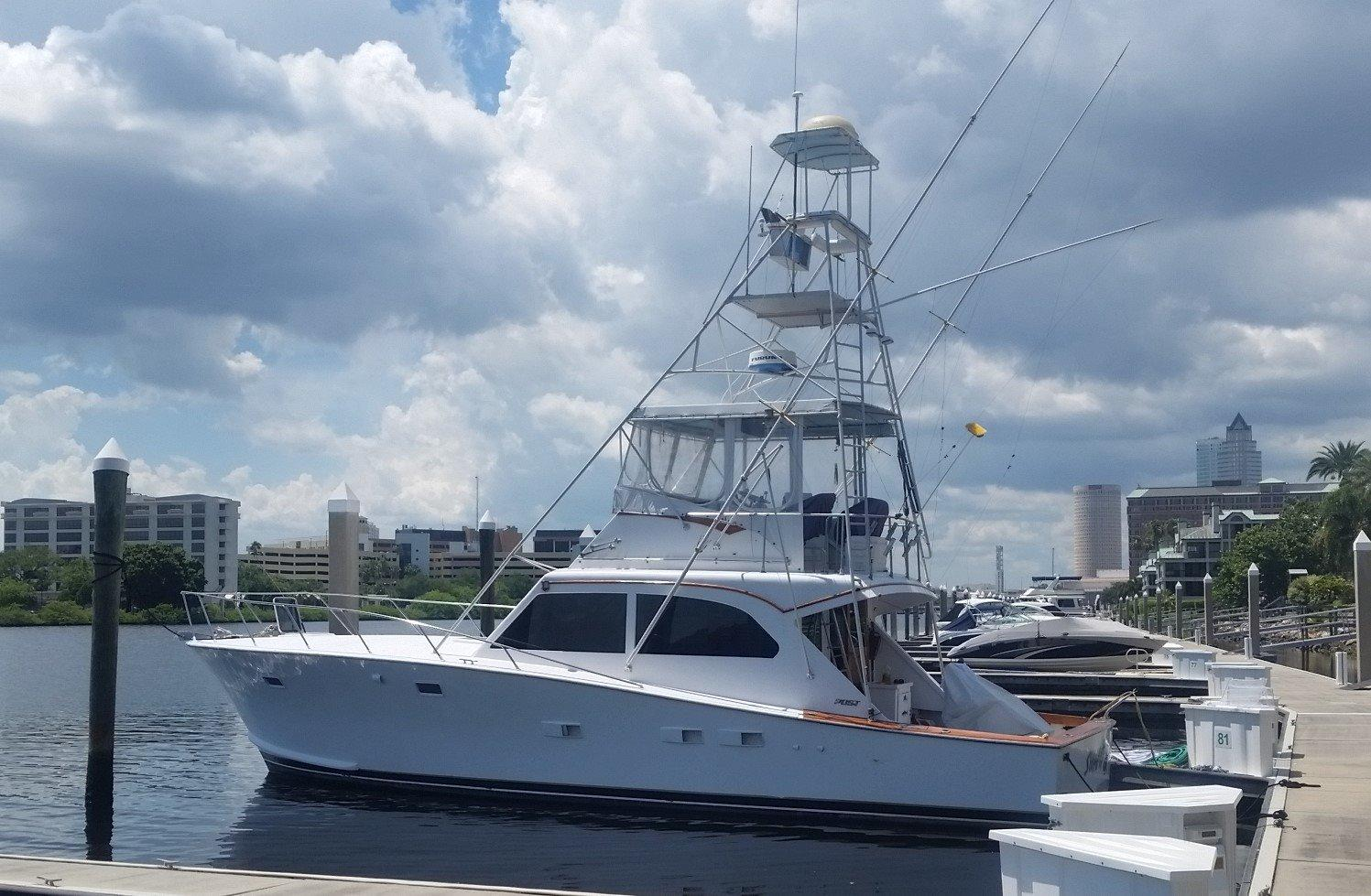 Boat Dealers Tampa >> 1975 Post 42 Sportfish Power Boat For Sale - www.yachtworld.com