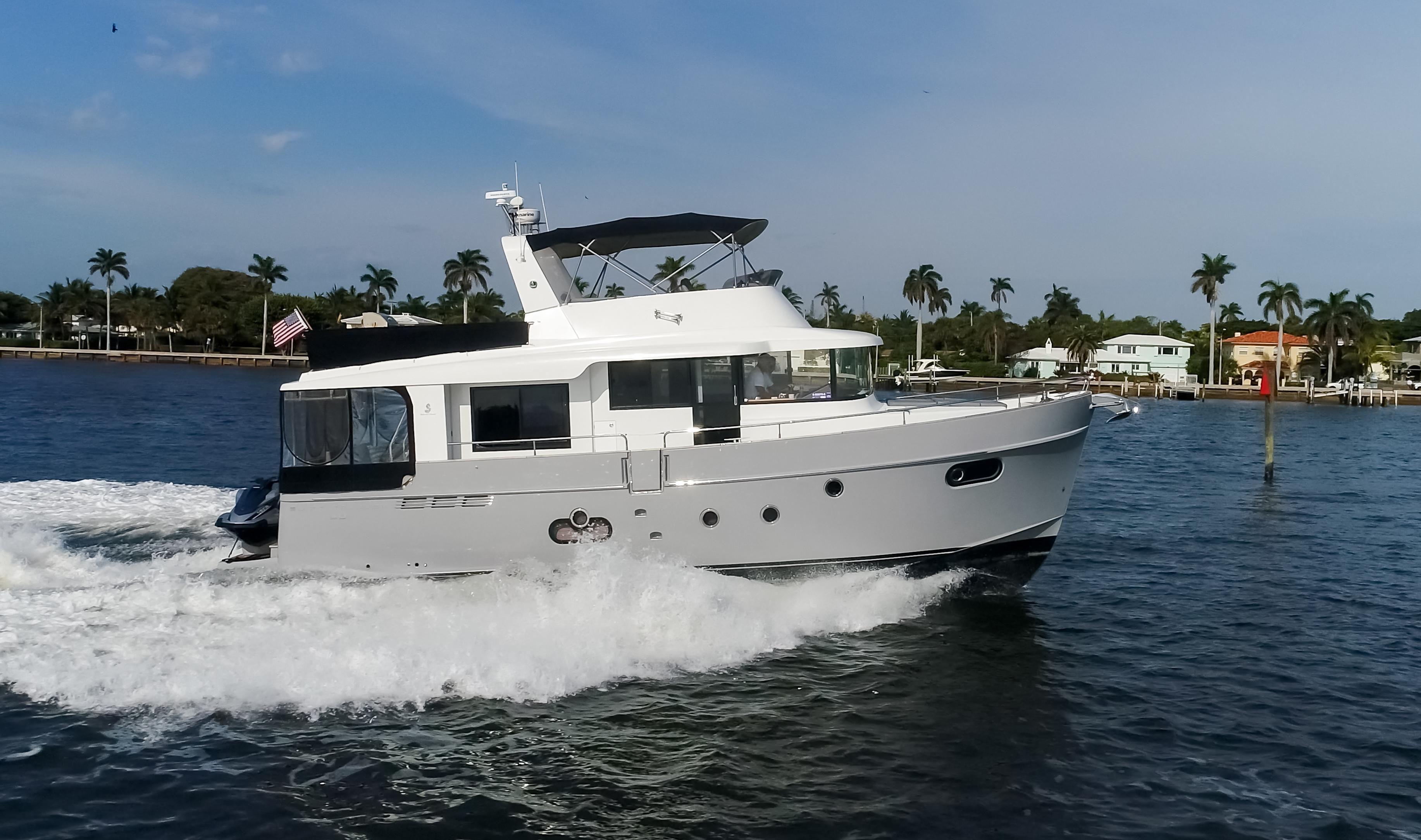 2015 Beneteau Swift Trawler 50 Power Boat For Sale Www Yachtworld Com