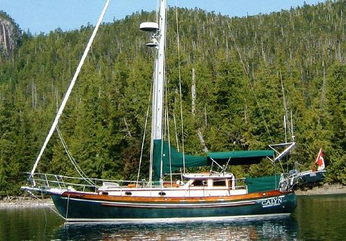 1979 Tayana 37 Pilothouse