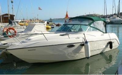 1994 Stingray 719 ZP