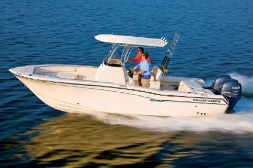 2016 Grady-White Fisherman 257