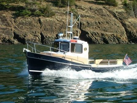 2015 Ranger Tugs R-21EC In Stock