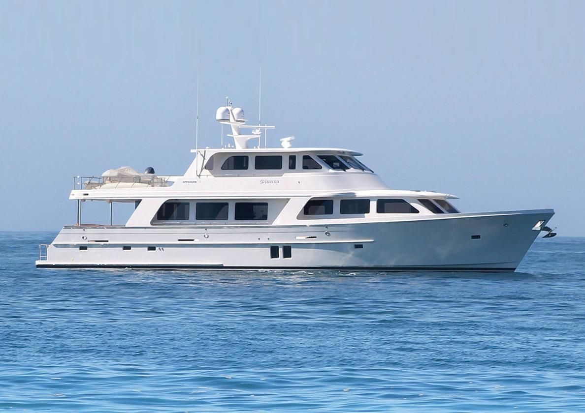 2019 Offshore 87 92 Motoryacht Power Boat For Sale Www
