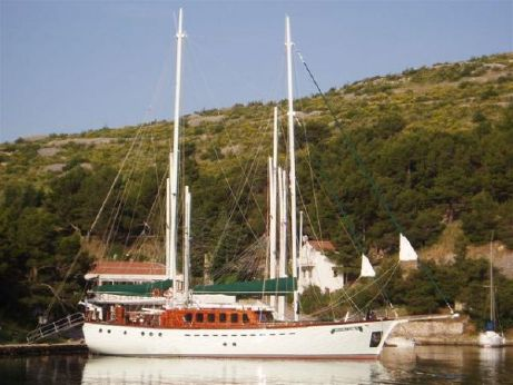 2008 Steel Schooner Traditional Stay-sail