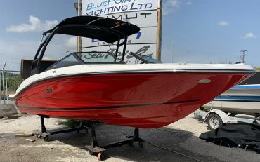 2020 Sea Ray 190 SPX Outboard